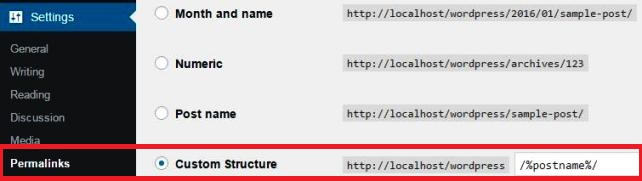 How to Add .HTML Extension to WordPress