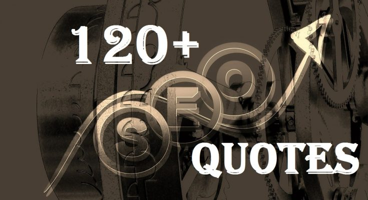 SEO Quotes and Sayings